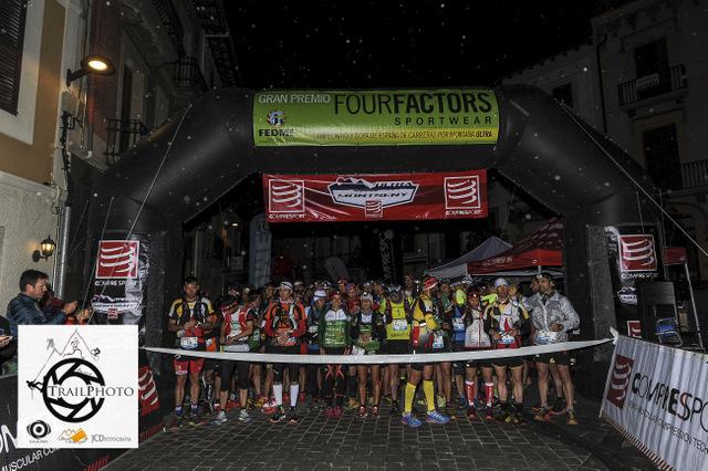 Más de 300 corredores en la línea de salida de Ultra Montseny 2016