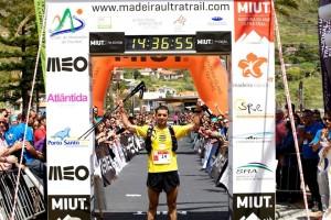 Luis Fernandes, guanyador de l'edició passada. Foto Silvio Silva