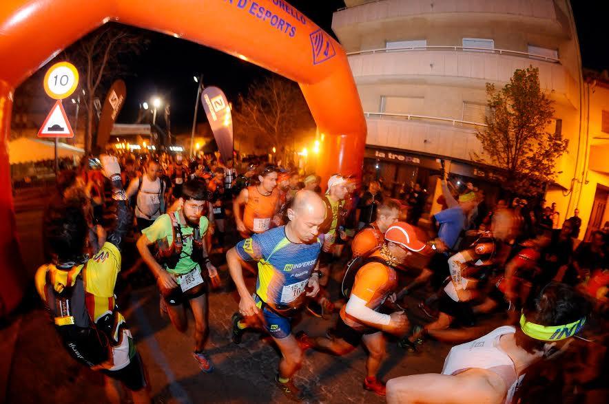 """Més de 500 corredors van prendre part de la Pels Camins dels Matxos"""""""