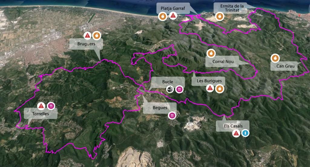 utbcn-mapa-avituallamiento